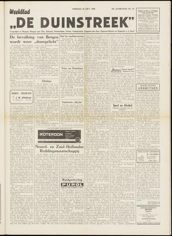 De Duinstreek 1956-10-26