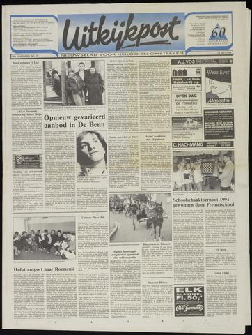 Uitkijkpost : nieuwsblad voor Heiloo e.o. 1994-05-25