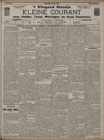 Vliegend blaadje : nieuws- en advertentiebode voor Den Helder 1909-05-26