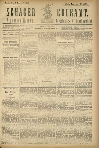 Schager Courant 1895-02-07