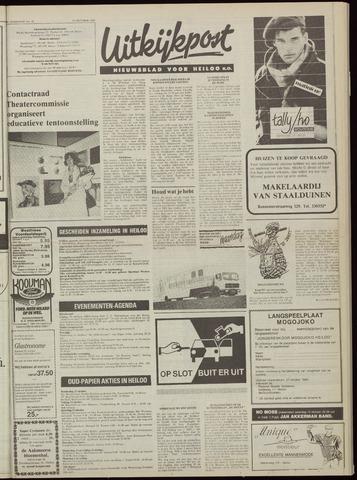 Uitkijkpost : nieuwsblad voor Heiloo e.o. 1984-10-10