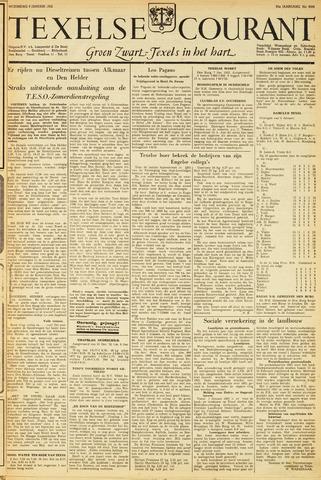 Texelsche Courant 1952-01-19