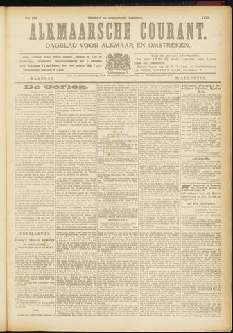 Alkmaarsche Courant 1917-08-20
