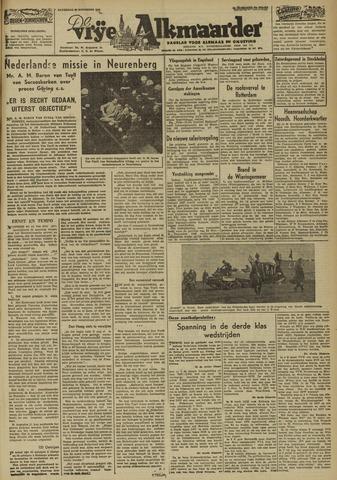 De Vrije Alkmaarder 1946-11-23