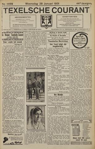 Texelsche Courant 1931-01-28