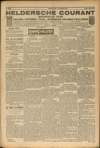 Heldersche Courant 1926-10-07