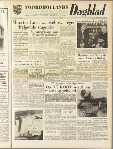 Noordhollands Dagblad : dagblad voor Alkmaar en omgeving 1958-07-08
