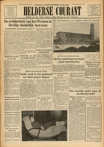 Heldersche Courant 1954-02-20