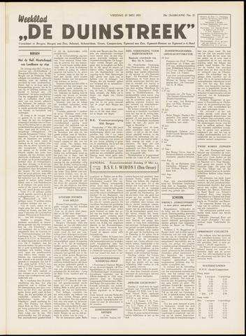 De Duinstreek 1951-05-25