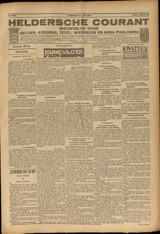 Heldersche Courant 1926-06-12