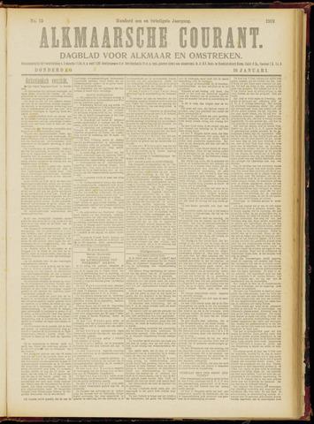 Alkmaarsche Courant 1919-01-16