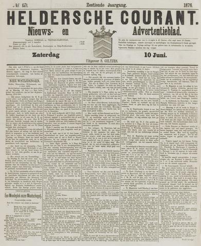 Heldersche Courant 1876-06-10
