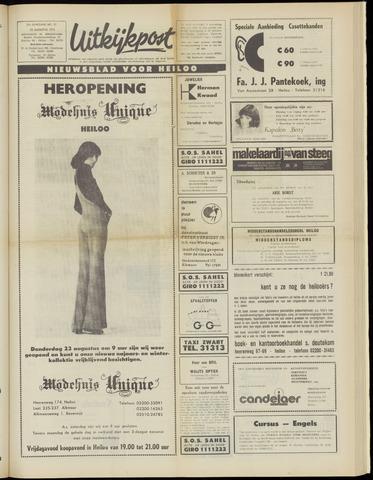 Uitkijkpost : nieuwsblad voor Heiloo e.o. 1973-08-22