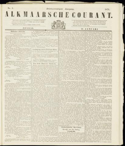 Alkmaarsche Courant 1871-01-15