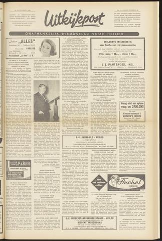 Uitkijkpost : nieuwsblad voor Heiloo e.o. 1964-09-10