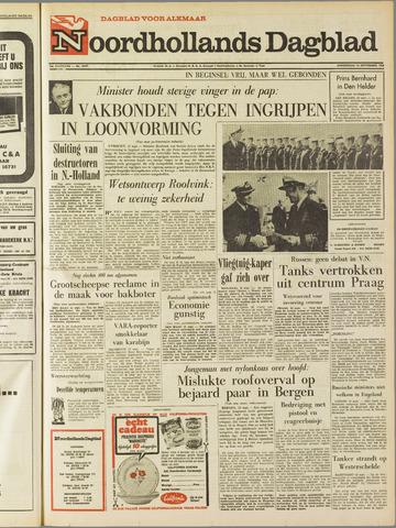 Noordhollands Dagblad : dagblad voor Alkmaar en omgeving 1968-09-12