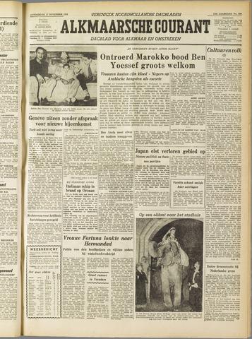 Alkmaarsche Courant 1955-11-17