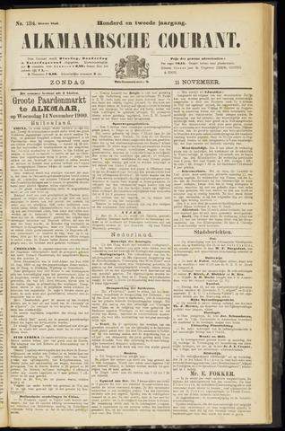 Alkmaarsche Courant 1900-11-11