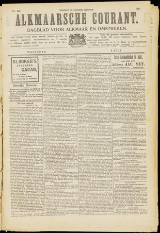 Alkmaarsche Courant 1914-07-01