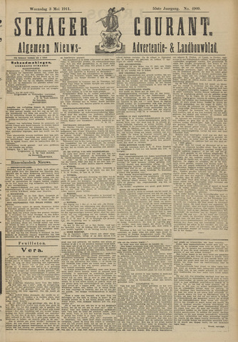 Schager Courant 1911-05-03