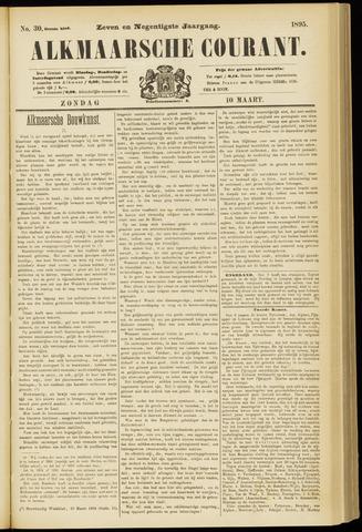 Alkmaarsche Courant 1895-03-10