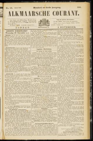 Alkmaarsche Courant 1901-11-03
