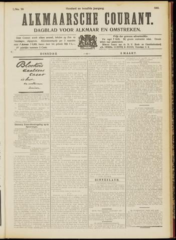 Alkmaarsche Courant 1910-03-08