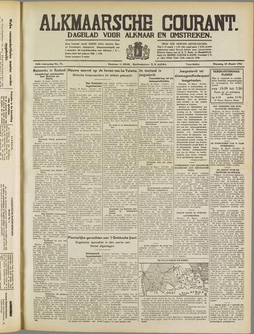 Alkmaarsche Courant 1941-03-25