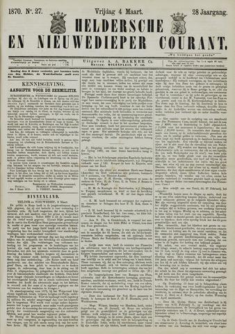 Heldersche en Nieuwedieper Courant 1870-03-04