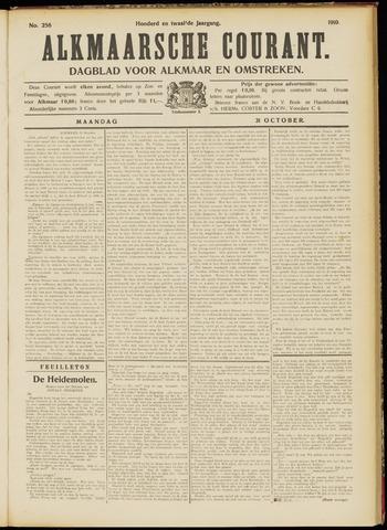 Alkmaarsche Courant 1910-10-31