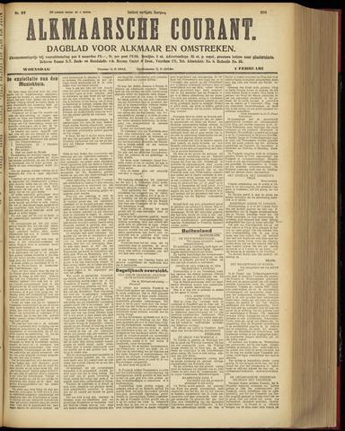 Alkmaarsche Courant 1928-02-01