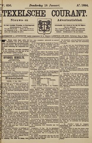 Texelsche Courant 1894-01-18