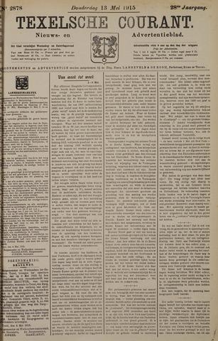 Texelsche Courant 1915-05-13