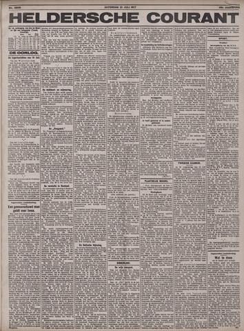 Heldersche Courant 1917-07-21