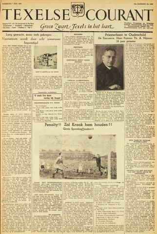Texelsche Courant 1950-06-07