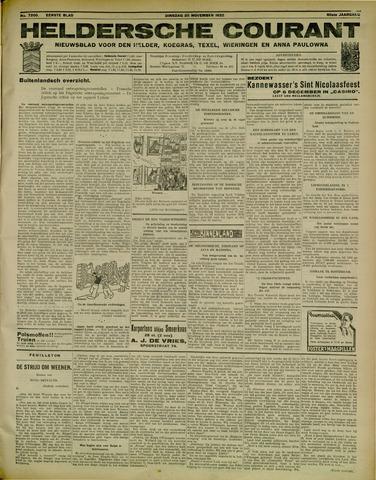 Heldersche Courant 1932-11-22