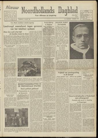 Nieuw Noordhollandsch Dagblad : voor Alkmaar en omgeving 1948-03-10