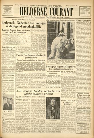 Heldersche Courant 1955-02-15