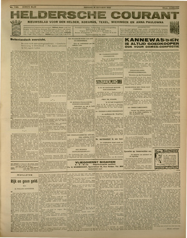 Heldersche Courant 1932-10-18