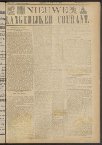 Nieuwe Langedijker Courant 1921-10-25
