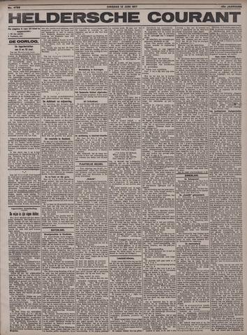 Heldersche Courant 1917-06-12