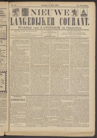 Nieuwe Langedijker Courant 1897-05-16