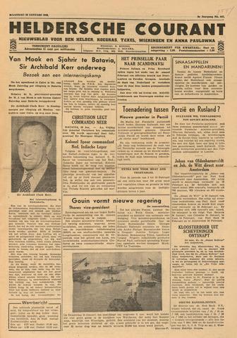 Heldersche Courant 1946-01-28