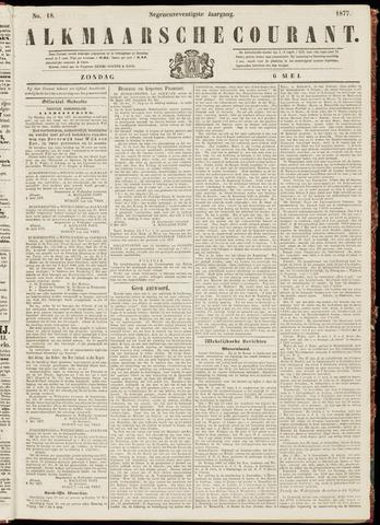 Alkmaarsche Courant 1877-05-06