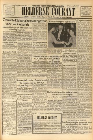 Heldersche Courant 1952-10-18