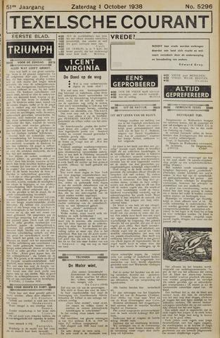 Texelsche Courant 1938-10-01