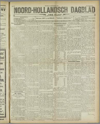 Ons Blad : katholiek nieuwsblad voor N-H 1921-09-26