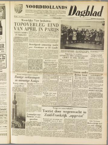 Noordhollands Dagblad : dagblad voor Alkmaar en omgeving 1959-12-21