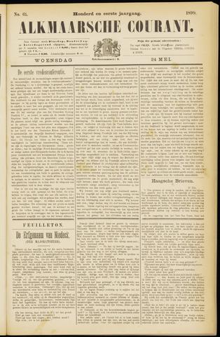 Alkmaarsche Courant 1899-05-24