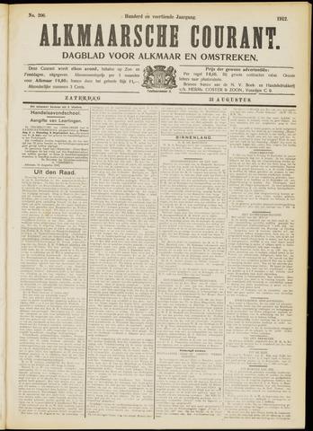 Alkmaarsche Courant 1912-08-31